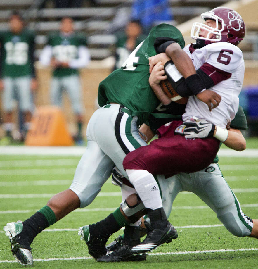 Josh Price , LBSchool: Hightower HT: 5-10 WT: 200 Committed to: Uncommitted  Photo: Smiley N. Pool, Houston Chronicle / © 2011  Houston Chronicle