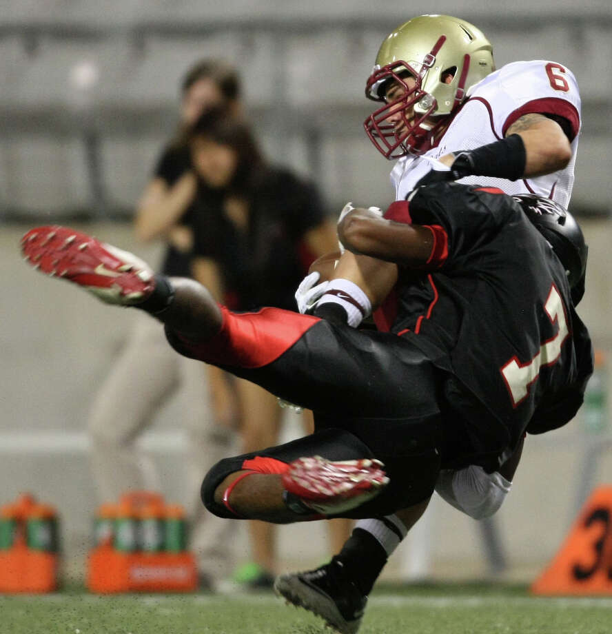 Jeremy Land , DBSchool: Langham Creek HT: 5-10 WT: 170 Committed to: Uncommitted Photo: Eric Christian Smith, For The Chronicle