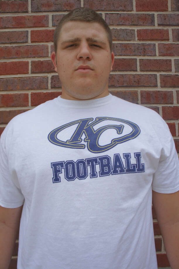Chance Allen, OLSchool: Klein CollinsHT: 6-5 WT: 295 Signed to: Kansas State Photo: Handout / Sports