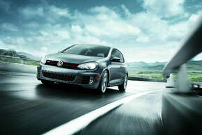 "Volkswagen GTi : Volkswagen turned heads with its 1976 Golf GTi, and it's turning heads again with its 2013 GTi.  What Hagerty said:  ""The most successful compact sports car in the world has come a long way since the debut of the first Golf GTi in 1976…and the 2013 version may be the best yet."" 