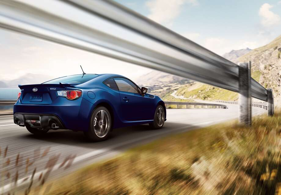 """Subaru BRZ: Subaru helped spur the widespread use of all-wheel drive, and its BRZ coupe is standing out for its handling and performance. It'll be interesting to see what happens to its rebranded twin, the Scion FR-S. What Hagerty said: """"Often thought of as a 'quirky' carmaker specializing exclusively in all-wheel drive models, the rear-wheel drive BRZ injects some tire-smoking adrenaline into the Subaru brand.""""Price: $25,495Source:Hagerty Insurance via Autoblog.com"""