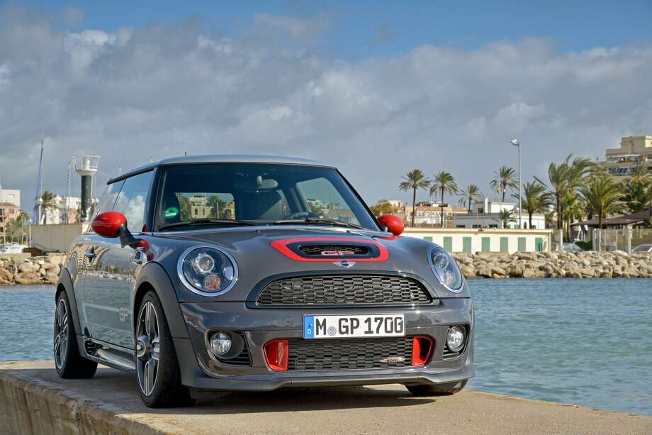"Mini John Cooper Works GP: There are plenty of faithful Mini Cooper fans who will be searching for this car in the future. The car is being hailed as the fastest Mini ever built. What Hagerty said: ""Mini enthusiasts will need to secure theirs quickly as merely 500 units will be sold in the United States.""