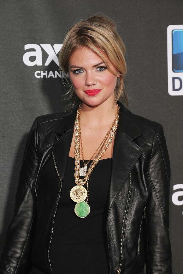 Model/Actress Kate Upton attends DIRECTV Super Saturday Night Featuring Special Guest Justin Timberlake & Co-Hosted By Mark Cuban's AXS TV on February 2, 2013 in New Orleans, Louisiana. Photo: Neilson Barnard, Getty Images For DirecTV / 2013 Getty Images