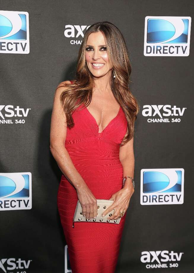Jillian Barberie attends DIRECTV Super Saturday Night Featuring Special Guest Justin Timberlake & Co-Hosted By Mark Cuban's AXS TV on February 2, 2013 in New Orleans, Louisiana. Photo: Neilson Barnard, Getty Images For DirecTV / 2013 Getty Images