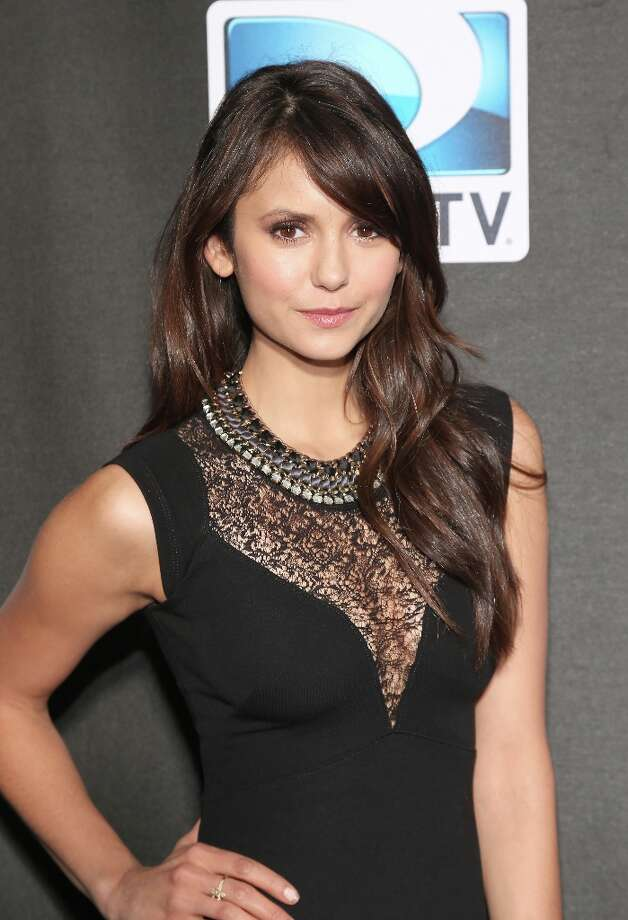 Nina Dobrev attends DIRECTV Super Saturday Night Featuring Special Guest Justin Timberlake & Co-Hosted By Mark Cuban's AXS TV on February 2, 2013 in New Orleans, Louisiana. Photo: Neilson Barnard, Getty Images For DirecTV / 2013 Getty Images