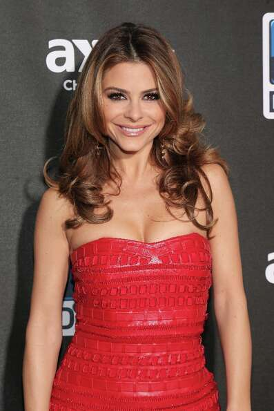 Maria Menounos attends DIRECTV Super Saturday Night Featuring Special Guest Justin Timberlake & Co-H