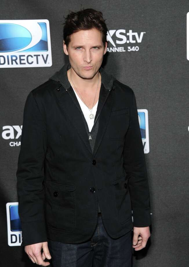 Actor Peter Facinelli arrives at DirecTV's Super Saturday Night party on Saturday, Feb. 2, 2013 in New Orleans. (Photo: Evan Agostini/Invision/AP) Photo: Evan Agostini, Associated Press / Invision