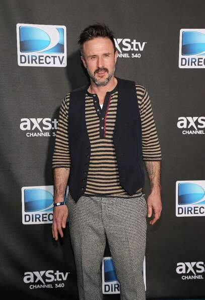 David Arquette attends DIRECTV Super Saturday Night Featuring Special Guest Justin Timberlake & Co-H