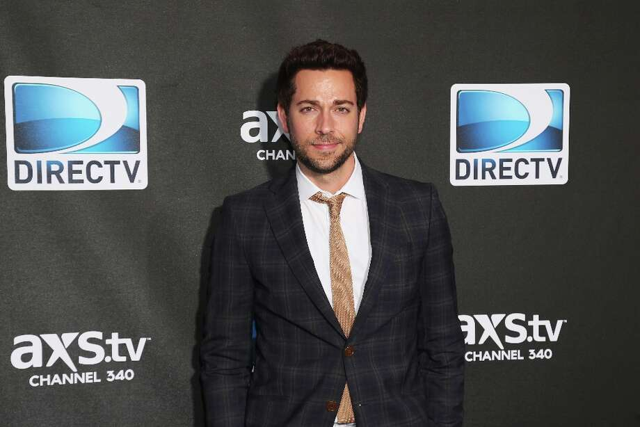 Zachary Levi attends DIRECTV Super Saturday Night Featuring Special Guest Justin Timberlake & Co-Hosted By Mark Cuban's AXS TV on February 2, 2013 in New Orleans, Louisiana. Photo: Neilson Barnard, Getty Images For DirecTV / 2013 Getty Images