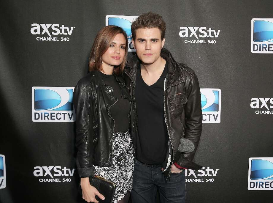 Paul Wesley and Torrey DeVitto attend DIRECTV Super Saturday Night Featuring Special Guest Justin Timberlake & Co-Hosted By Mark Cuban's AXS TV on February 2, 2013 in New Orleans, Louisiana. Photo: Neilson Barnard, Getty Images For DirecTV / 2013 Getty Images