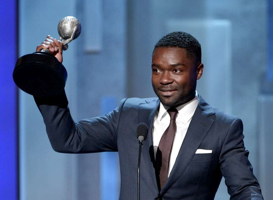 Actor David Oyelowo onstage during the 44th NAACP Image Awards at The Shrine Auditorium on February 1, 2013 in Los Angeles, California.  (Photo by Kevin Winter/Getty Images for NAACP Image Awards) Photo: Kevin Winter, (Credit Too Long, See Caption) / 2013 Getty Images