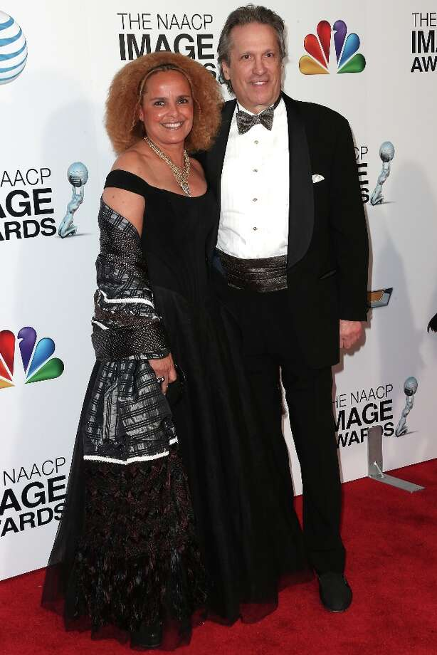 Actress/model Shari Belafonte (L) and actor Sam Behrens attend the 44th NAACP Image Awards at The Shrine Auditorium on February 1, 2013 in Los Angeles, California.  (Photo by Frederick M. Brown/Getty Images for NAACP Image Awards) Photo: Frederick M. Brown, (Credit Too Long, See Caption) / 2013 Getty Images