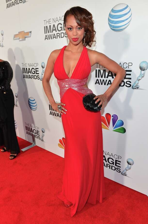 Actress Danielle Lewis attends the 44th NAACP Image Awards at The Shrine Auditorium on February 1, 2013 in Los Angeles, California.  (Photo by Alberto E. Rodriguez/Getty Images for NAACP Image Awards) Photo: Alberto E. Rodriguez, (Credit Too Long, See Caption) / 2013 Getty Images
