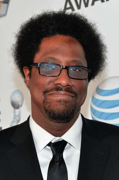 Comedian W. Kamau Bell attends the 44th NAACP Image Awards at The Shrine Auditorium on February 1, 2