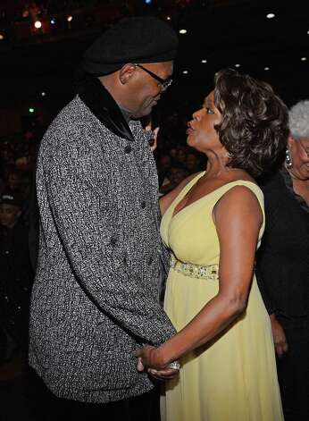 Actors Samuel L. Jackson and Alfre Woodard attend the 44th NAACP Image Awards at The Shrine Auditorium on February 1, 2013 in Los Angeles, California.  (Photo by Mark Davis/Getty Images for NAACP Image Awards) Photo: Mark Davis, (Credit Too Long, See Caption) / 2013 Getty Images