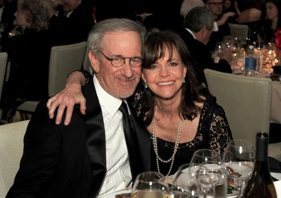 Director Steven Spielberg and actress Sally Field attend the 65th Annual Directors Guild Of America Awards at Ray Dolby Ballroom at Hollywood & Highland on February 2, 2013 in Los Angeles, California. Photo: Kevin Winter, Getty Images / 2013 Getty Images