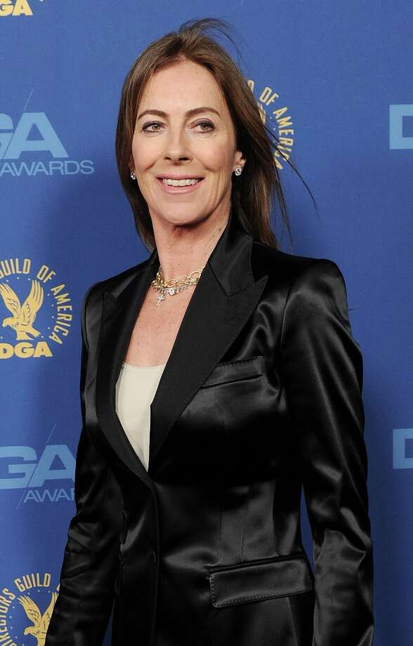 Director Kathryn Bigelow arrives at the 65th annual Directors Guild Of America Awards held February 2, 2013 at the Grand Ballroom at Hollywood & Highland in Hollywood, California.  AFP PHOTO / Robyn Beck/Getty Images Photo: ROBYN BECK, AFP/Getty Images / AFP