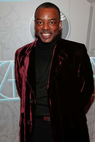 Actor LeVar Burton attends the 17th Annual Art Directors Guild Awards For Excellence In Production Design at The Beverly Hilton Hotel on February 2, 2013 in Beverly Hills, California. Photo: Imeh Akpanudosen, Getty Images / 2013 Getty Images