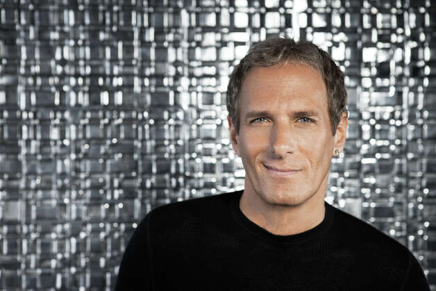 On Thurs., Feb. 14, Michael Bolton will take the stage at the Ridgefield Playhouse for the theaterís Valentineís Day Champagne Gala Fundraiser. The festivities kick off at 6:30 p.m. and Bolton will perform at 8:30 p.m. Photo: Contributed Photo / The News-Times Contributed