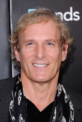 Westport resident Michael Bolton, pictured attending the Friends with Benefits premiere in New York City July 18, was seen having dinner at Gabriele's Italian Steak House in Greenwich last weekend. (Photo by Jemal Countess/Getty Images) Photo: Jemal Countess, ST / 2011 Getty Images