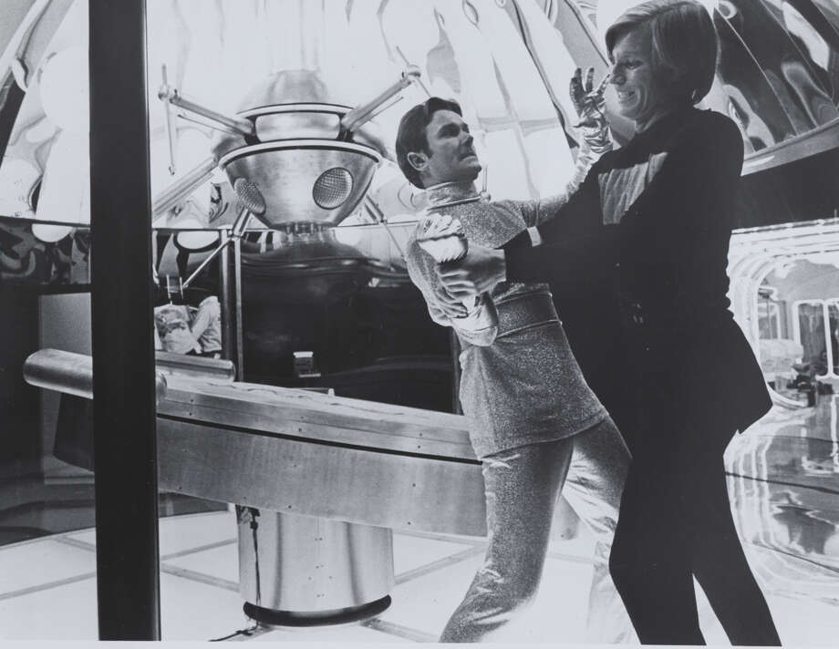 "A portion of the 1976 sci-fi movie ""Logan's Run"" was filmed inside the Hyatt Regency Hotel on Louisiana. Photo: Handout"