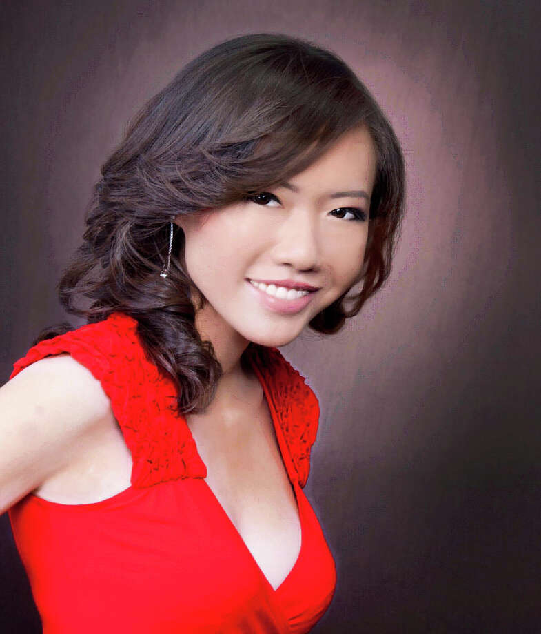 Soprano Winnie Nieh will be among the performers when ìLove is in the Aria,î a benefit, is presented by the Connecticut Summer Opera Foundation on Sunday, Feb. 10, in Woodbury. Photo: Contributed Photo