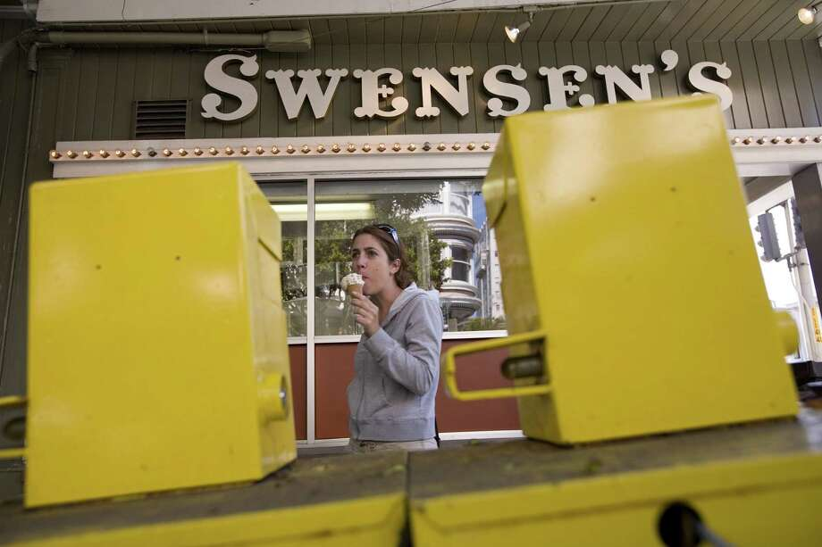 The first Swensen's Ice Cream opened in San Francisco in 1948. The company expanded to 400 locations before scaling back. Photo: David Paul Morris, Getty Images / 2007 Getty Images