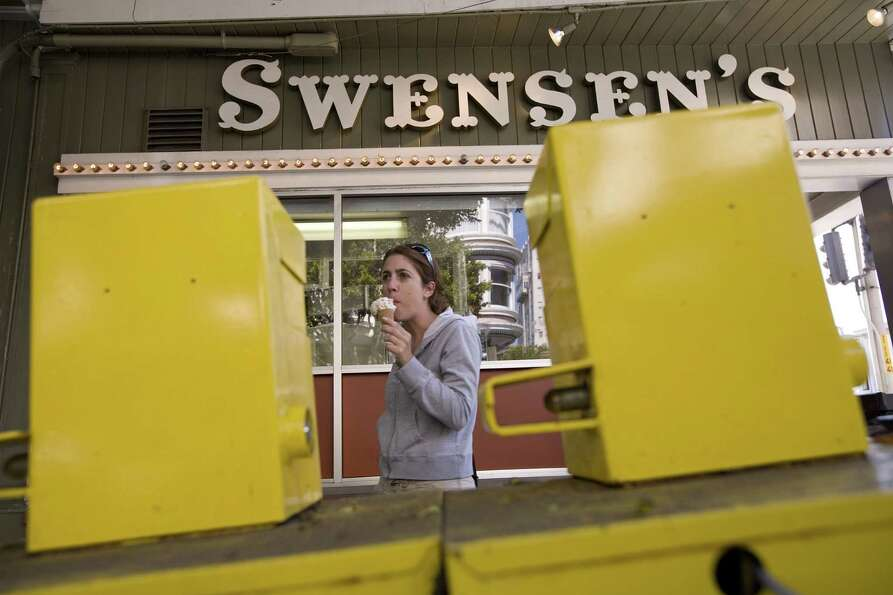 The first Swensen's Ice Cream opened in San Francisco in 1948. The company expanded to 400 locations