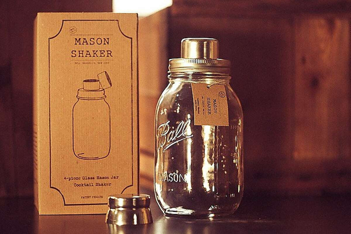 Eric Prum and Joshua Williams refined their concept of using a mason jar as a cocktail shaker over two years. It took less than a month to generate almost $80,000 on Kickstarter.