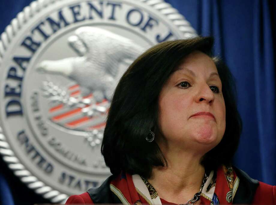 Following the suicide of internet activist Aaron Swartz, petitioners want U.S. District Attorney Carmen Ortiz removed from her position, believing her office prosecuted their case too harshly.(CLOSED: AWAITING RESPONSE) Photo: Elise Amendola, Associated Press / AP