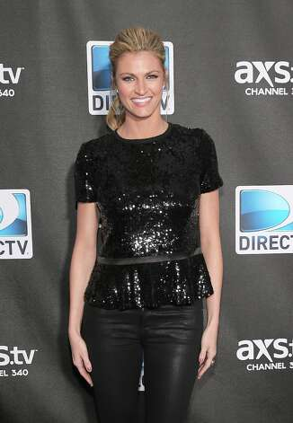 Erin Andrews attends DIRECTV Super Saturday Night Featuring Special Guest Justin Timberlake & Co-Hosted By Mark Cuban's AXS TV on February 2, 2013 in New Orleans, Louisiana. Photo: Neilson Barnard, Getty Images For DirecTV / 2013 Getty Images