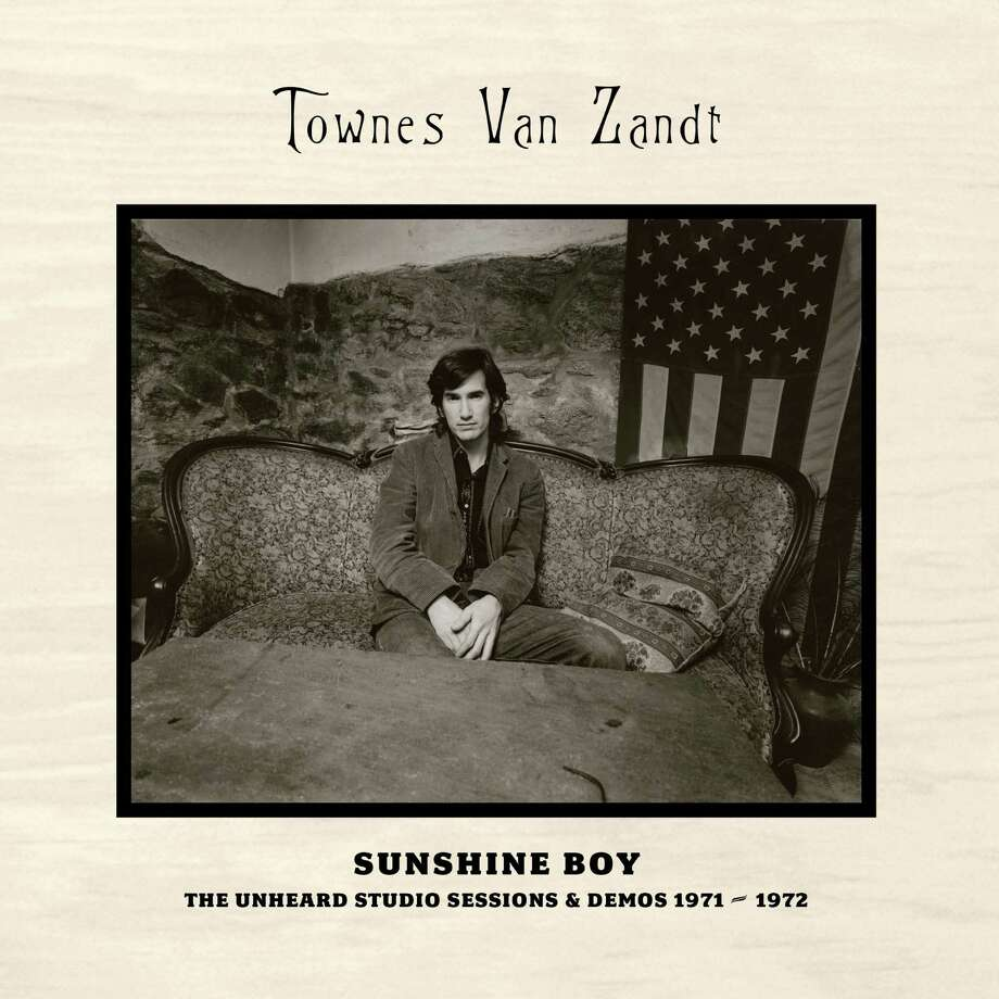 "Given Van Zandt's standing as a top shelf songwriter from Texas it would seem like Nelson would've covered several of his songs, but such isn't the case. He offered a wrenching and expressive reading of Van Zandt's ""Marie"" on a 2001 tribute album. And Nelson helped stuff Van Zandt's bank account in 1983 when he and Merle Haggard did the song as a duet, resulting in a No. 1 country single. They also included Van Zandt in the video for the song. Van Zandt died of a heart attack on New Year's day, aged 52. Photo: Omnivore Recordings"