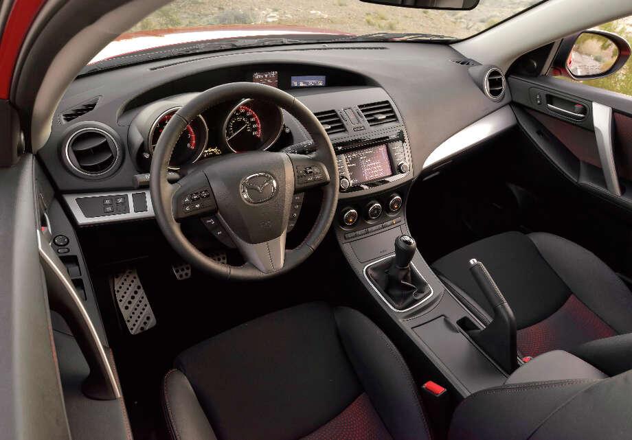 2013 Mazdaspeed3