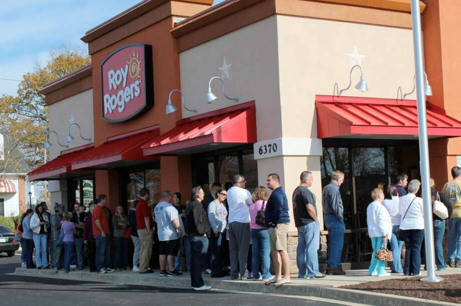 In November 2012, Roy Rogers returned to La Plata, Md., opening a new restaurant near the old location. Photo: Roy Rogers