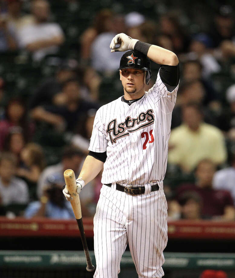 Chris JohnsonPosition: 3BNew team: Atlanta Braves (was originally dealt to Arizona Diamondbacks Photo: Karen Warren / © 2012  Houston Chronicle