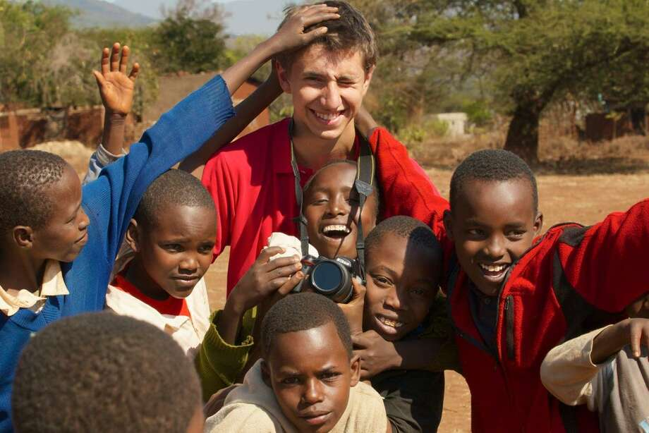 Jeffrey Endler, 14, won first place in the People category of National Geographic for Kids 2012 United States International Photography Contest after traveling to Tanzania in August on a school trip. (Lise Hafner)