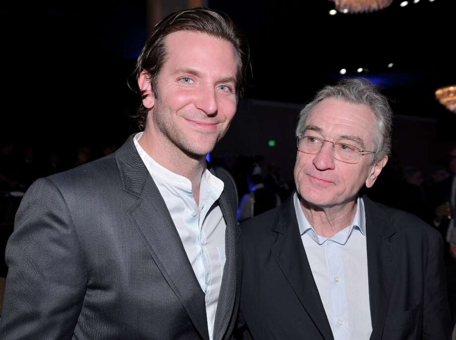 BEVERLY HILLS, CA - FEBRUARY 04:  Actors Bradley Cooper (L) and Robert De Niro attend the 85th Academy Awards Nominations Luncheon at The Beverly Hilton Hotel on February 4, 2013 in Beverly Hills, California. Photo: Alberto E. Rodriguez, Getty Images / 2013 Getty Images
