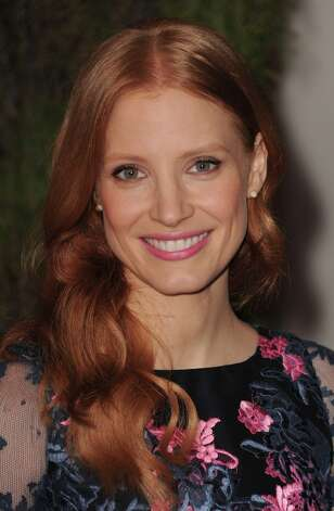 BEVERLY HILLS, CA - FEBRUARY 04:  Actress Jessica Chastain attends the 85th Academy Awards Nominations Luncheon at The Beverly Hilton Hotel on February 4, 2013 in Beverly Hills, California. Photo: Kevin Winter, Getty Images / 2013 Getty Images