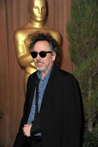 BEVERLY HILLS, CA - FEBRUARY 04:  Director Tim Burton attends the 85th Academy Awards Nominations Luncheon at The Beverly Hilton Hotel on February 4, 2013 in Beverly Hills, California. Photo: Kevin Winter, Getty Images / 2013 Getty Images