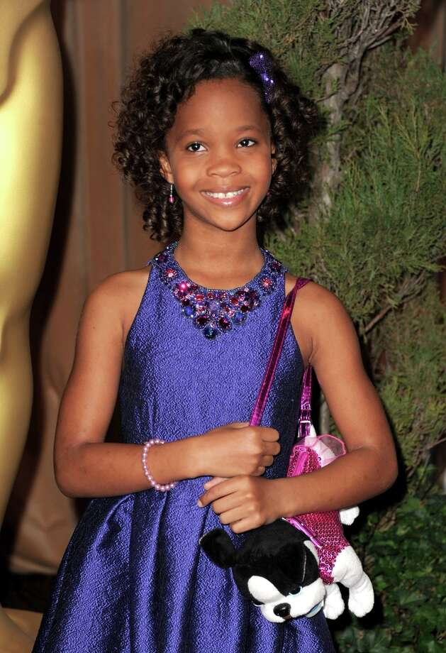 BEVERLY HILLS, CA - FEBRUARY 04:  Actress Quvenzhané Wallis attends the 85th Academy Awards Nominations Luncheon at The Beverly Hilton Hotel on February 4, 2013 in Beverly Hills, California. Photo: Kevin Winter, Getty Images / 2013 Getty Images