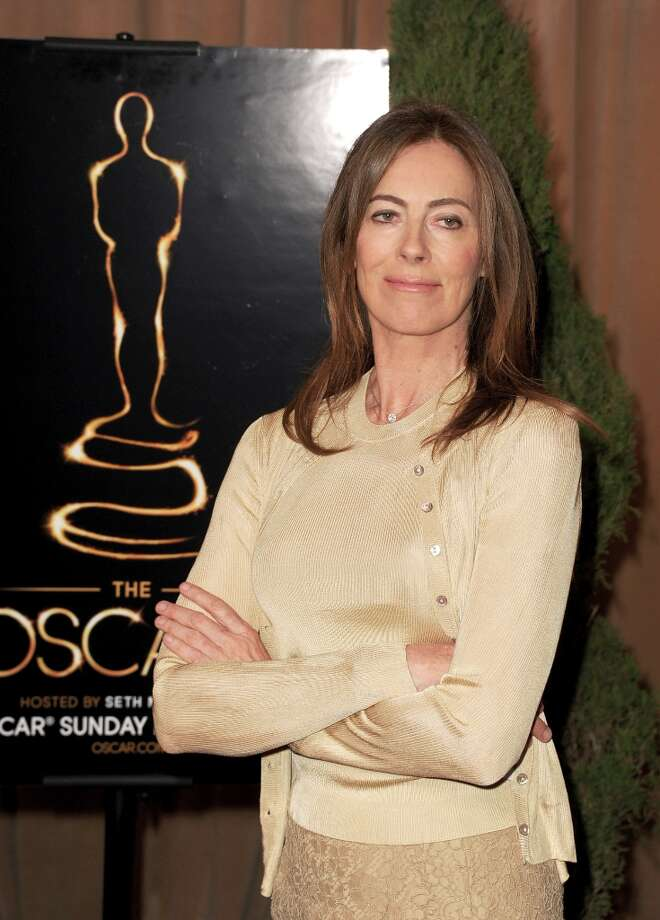 BEVERLY HILLS, CA - FEBRUARY 04:  Director Kathryn Bigelow attends the 85th Academy Awards Nominations Luncheon at The Beverly Hilton Hotel on February 4, 2013 in Beverly Hills, California. Photo: Kevin Winter, Getty Images / 2013 Getty Images