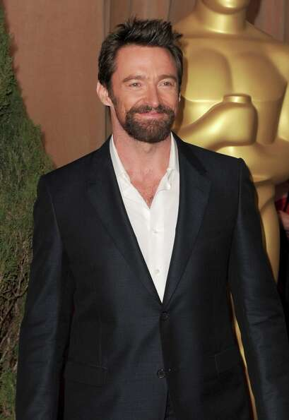 BEVERLY HILLS, CA - FEBRUARY 04:  Actor Hugh Jackman attends the 85th Academy Awards Nominations Lun