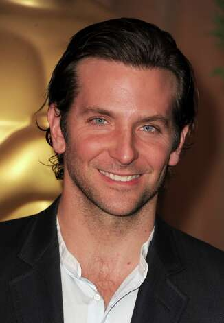 BEVERLY HILLS, CA - FEBRUARY 04:  Actor Bradley Cooper attends the 85th Academy Awards Nominations Luncheon at The Beverly Hilton Hotel on February 4, 2013 in Beverly Hills, California. Photo: Kevin Winter, Getty Images / 2013 Getty Images