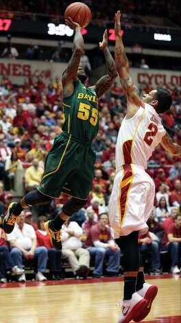 Hot: Baylor G Pierre Jackson — Has Scored at least 20 points in each of his last three games, averaging 21.7 points and 5.7 assists during that span.  (AP Photo/Justin Hayworth) Photo: Justin Hayworth, Associated Press / FR170760 AP