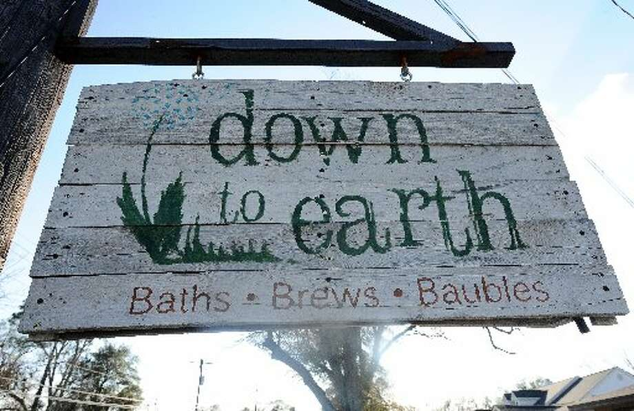 Down to Earth in Nederland specializes in organic and locally sourced items like candles, soaps, tea blends, and other health and wellness-type items. All photos by Randy Edwards/cat5