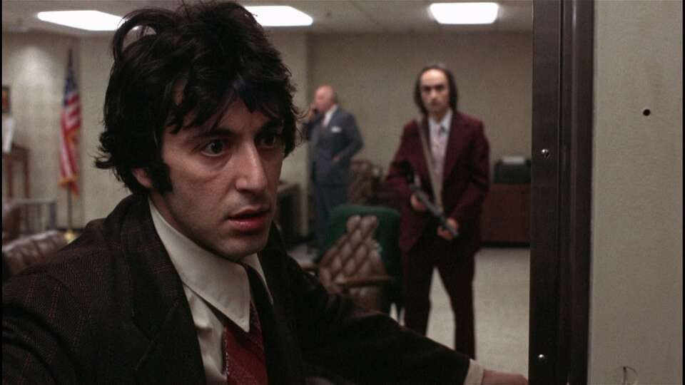 Pacino should have certainly won for Dog Day Afternoon