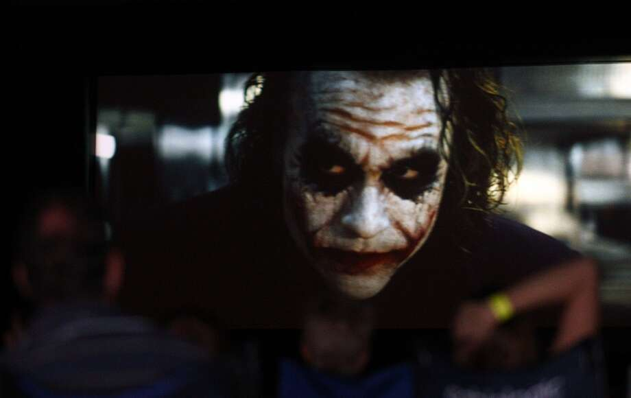 Heath Ledger won a posthumous Oscar for his performance in THE DARK KNIGHT.