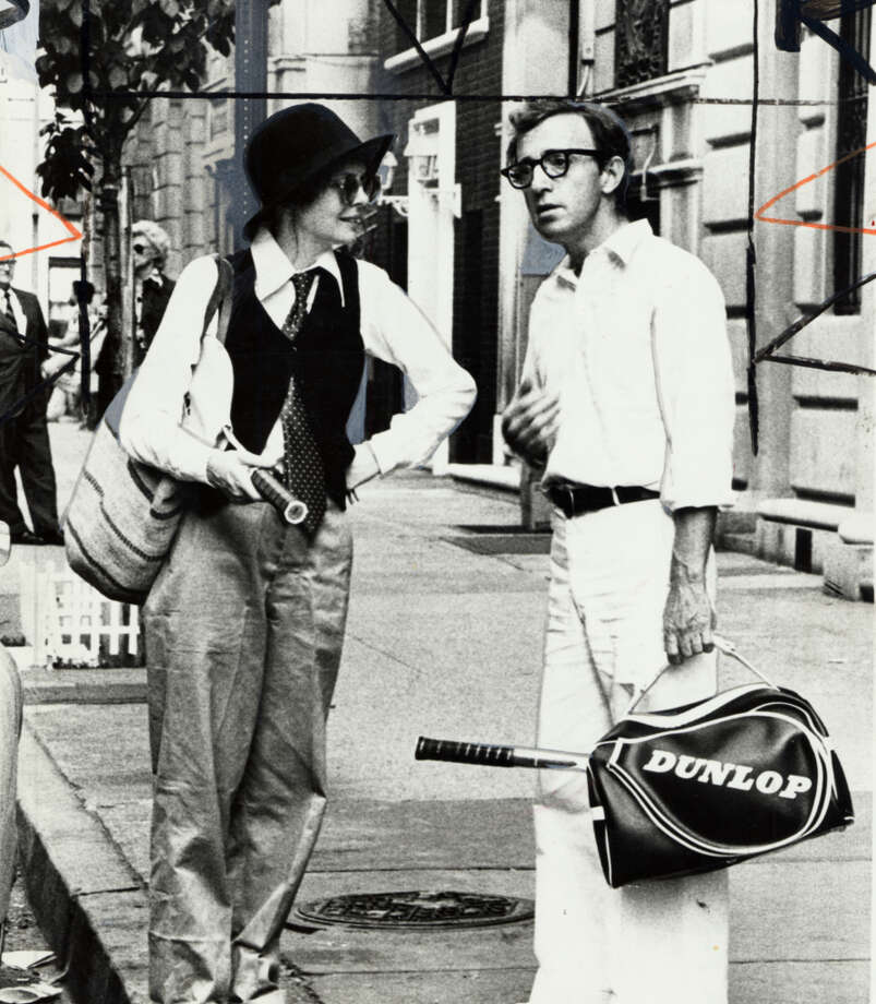 Annie Hall with Dianne Keaton, is one of Woody Allen's masterpieces. Photo: Courtesy Photo, The Chronicle / HANDOUT