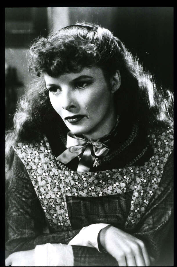 Katharine Hepburn won the Academy Award for MORNING GLORY . . . Photo: Getty Images / Getty Images North America