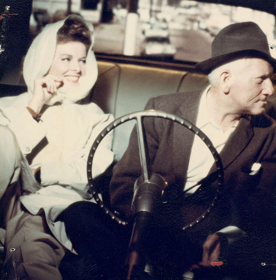 Katharine Hepburn ALSO won for GUESS WHO'S COMING TO DINNER. Photo: Courtesy Of GCI Group